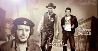 Pippo Chevati Gary COOPerlo Matteo RenziE