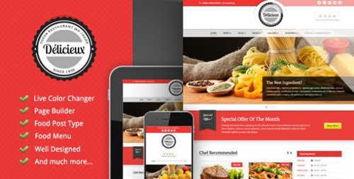 Best Fresh and Premium WordPress Themes