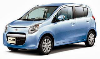 Mobil Baru Murah Tahun 2013 alto