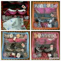 gambar underware case organizer,tas untuk celana dalam dan bra