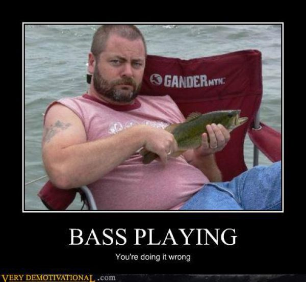 Funny demotivational posters part 25 damn cool pictures for Fish sucking dick