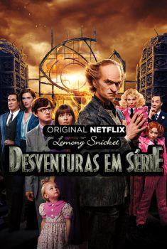 Desventuras em Série 3ª Temporada Torrent - WEB-DL 720p/1080p Dual Áudio