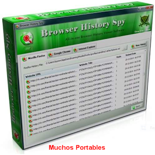 Browser History Spy Portable