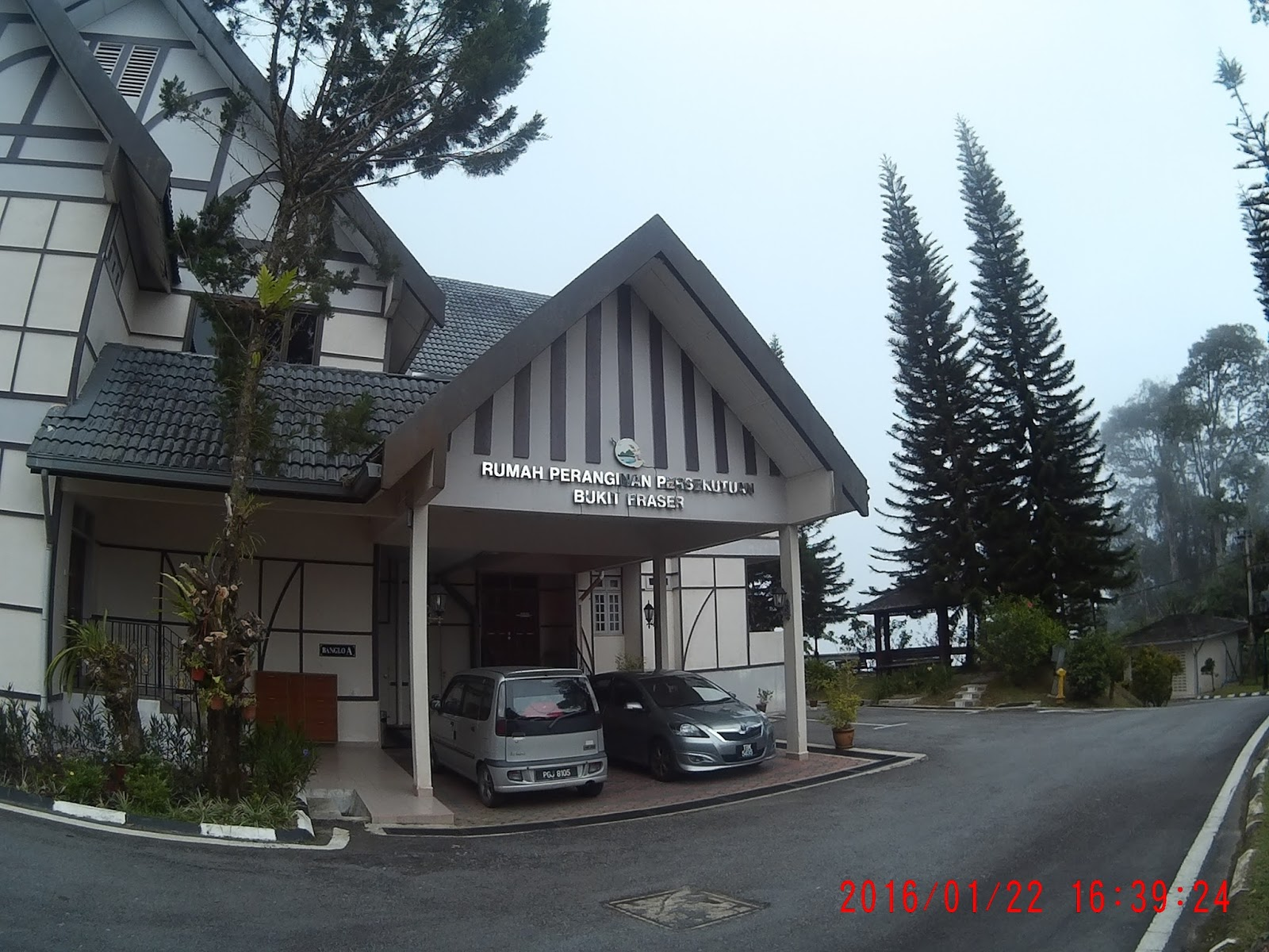 Rumah Peranginan Persekutuan Bukit Fraser Fraser S Hill Pahang Malaysia Nyepi M