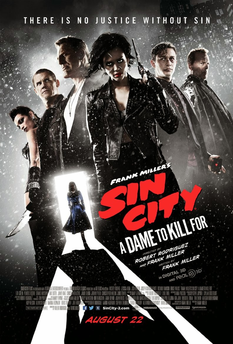 Sin City: A Dame To Kill For The Cleveland Movie Blog: August 2014  Download How To Be Single