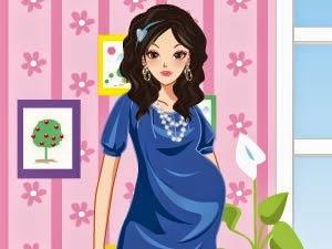 Hamile Anne Giydir