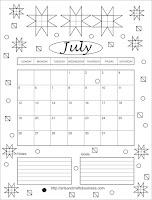 Calendario descargable Julio 2015