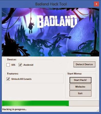 Badland Hack