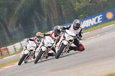 5 Bibit Muda Pembalap Indonesia Berjaya Di Shell Advance Asia Talent Cup 2016
