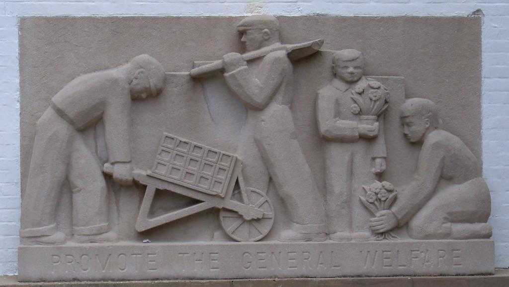 General Welfare Symbol