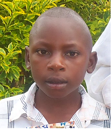 Yves - Rwanda, Age 8
