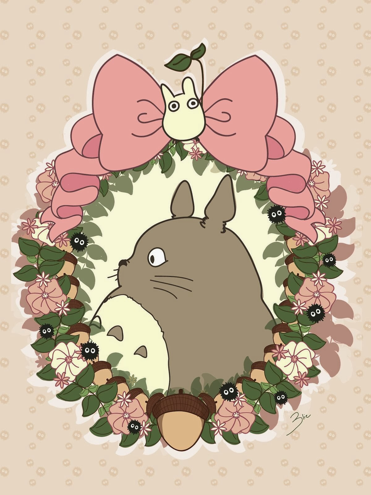 Tumblr Cute Kawaii Totoro