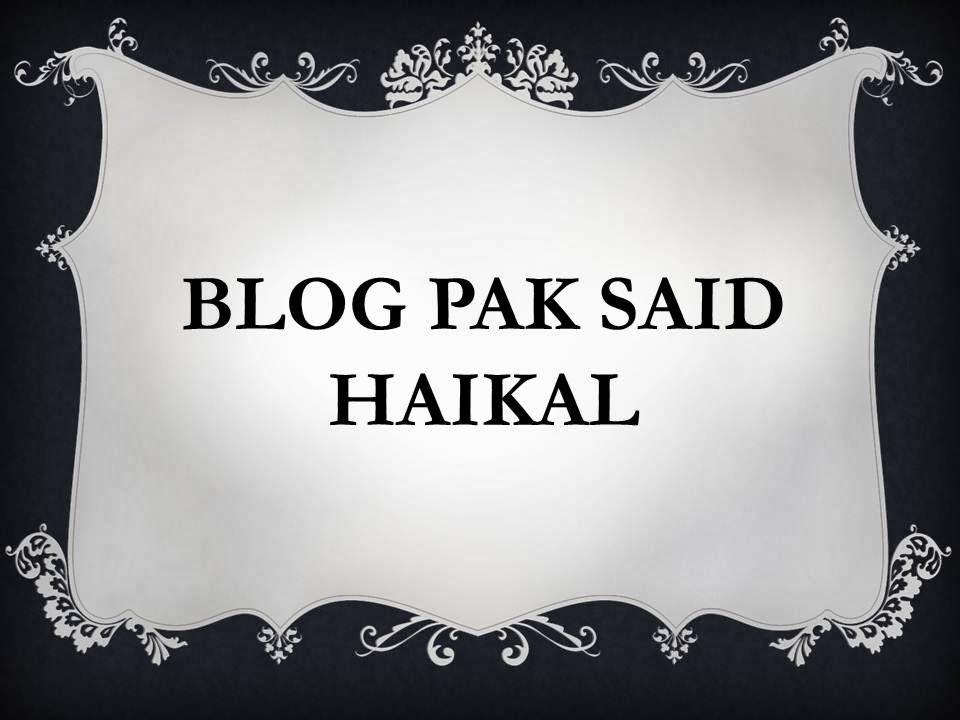 Link Pak Haikal