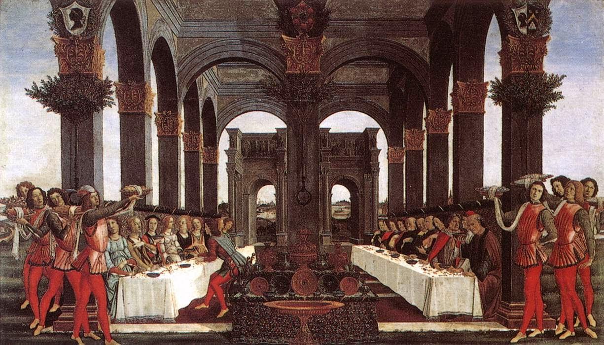 Amor en la mesa: Los afrodisíacos de Catalina de Medici