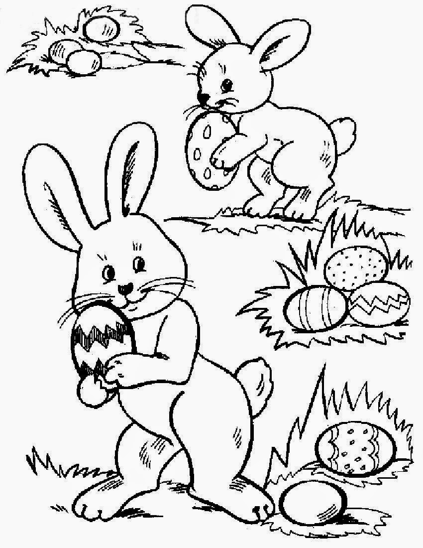 spring coloring pages 2014 - photo#8