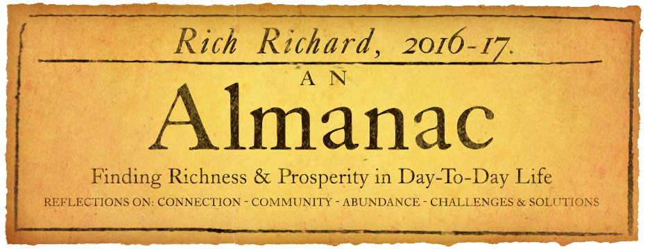 Rich Richard's Almanac