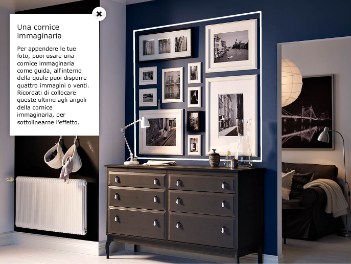 Seaseight design blog picture frames organization for Cornici su misura ikea