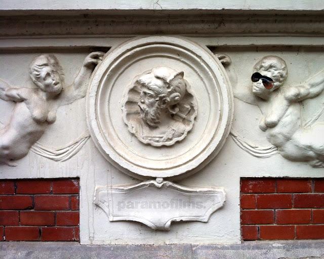 Ornamento en el palacio de la Diputación, 2012 (cc) Abbé Nozal