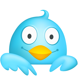 how to connect twitter to blogger
