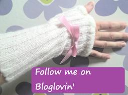 Seuraa minua Bloglovinin kautta