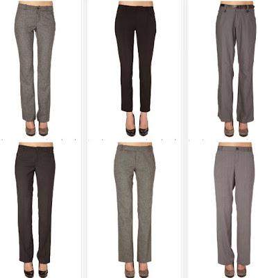 pantalones en oferta