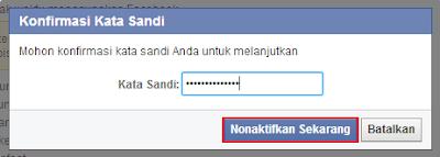 Cara Menonaktifkan Akun Facebook Sementara & Permanen3