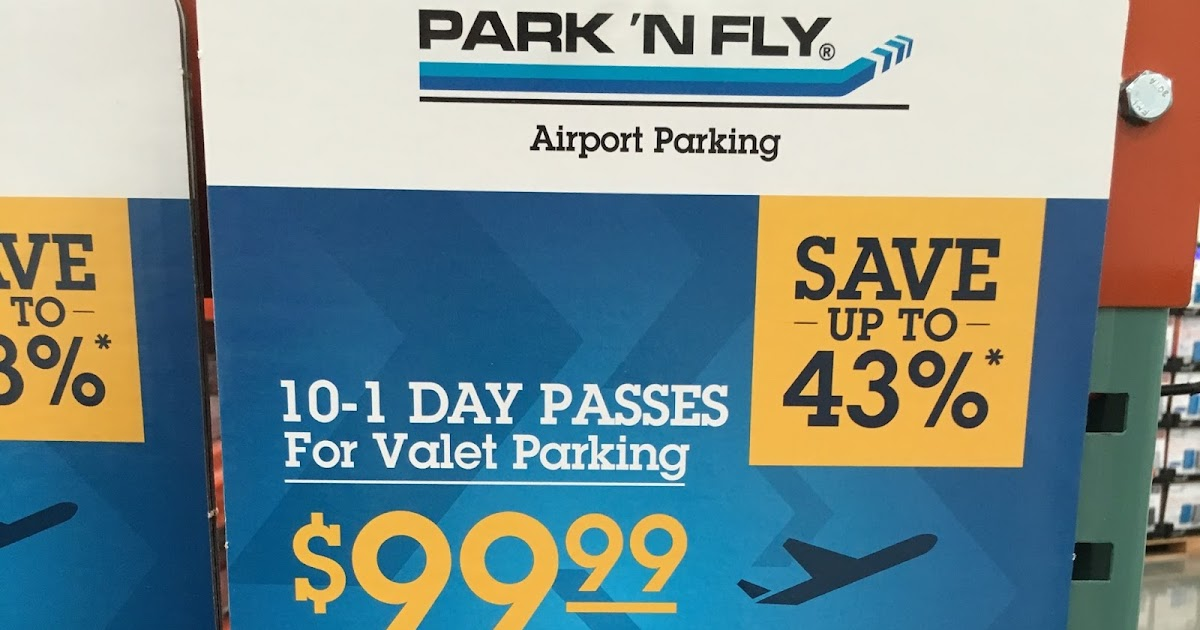 How Much To Park Your Car At Sfo