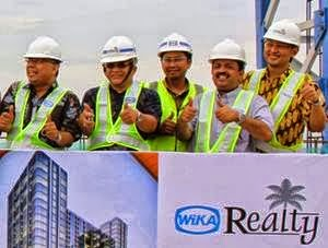 Lowongan Kerja PT Wijaya Karya Realty