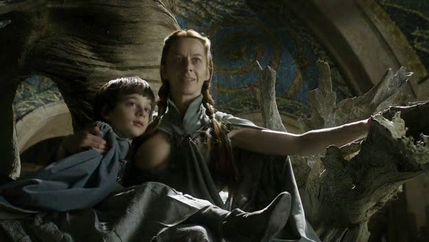 Lysa Tully en Juego de Tronos