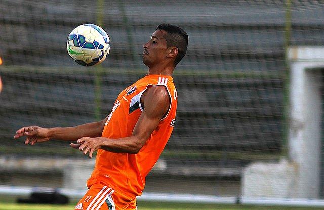Para Cícero, o Paysandu vai dar trabalho para o Fluminense (foto: Nelson Perez/FFC)
