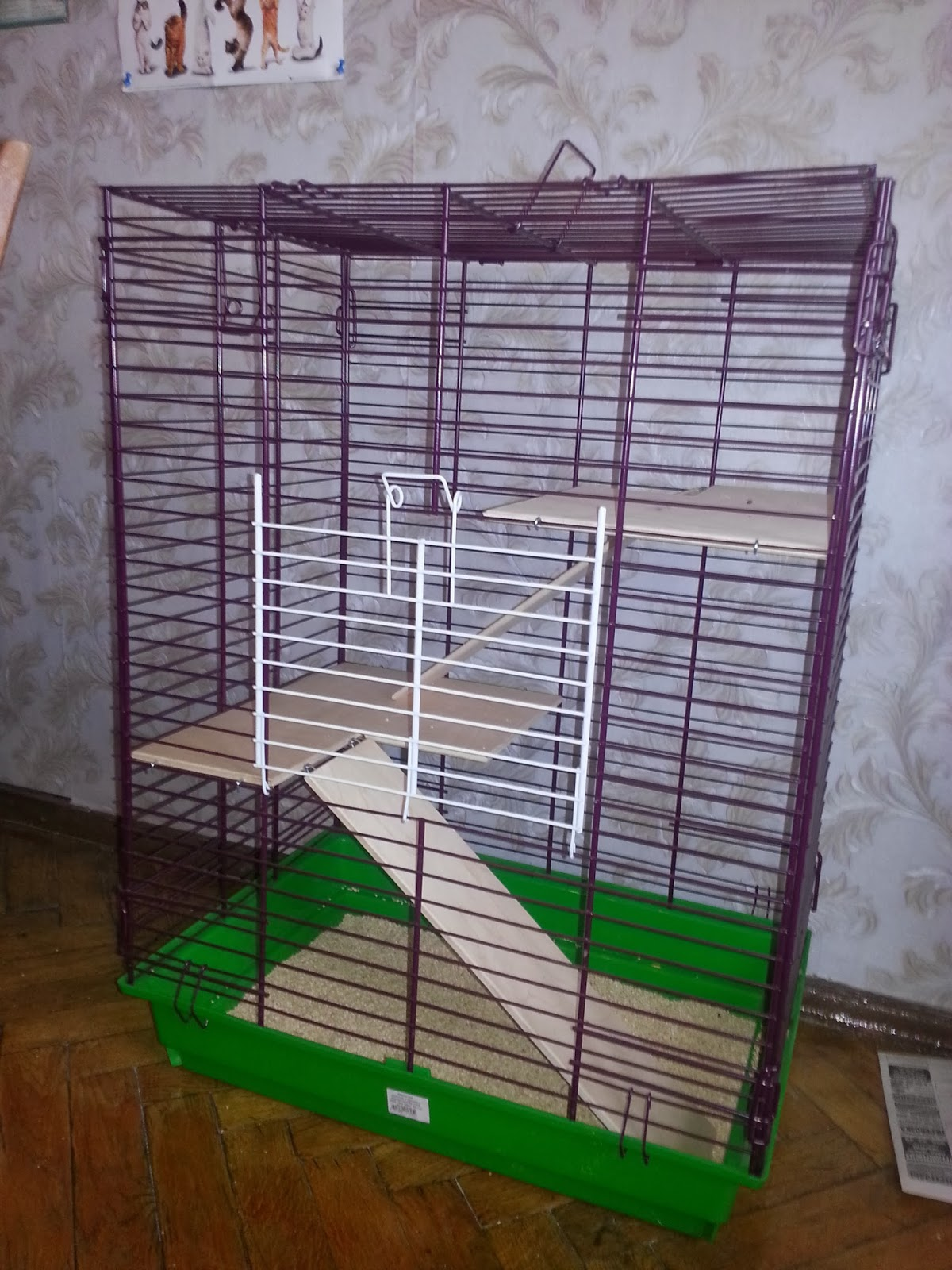 Клетки для кроликов 12