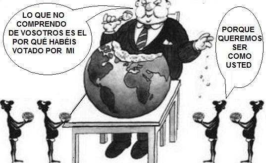 OXFAM: TRES PERSONAS EN ESPAÑA TIENEN EL EQUIVALENTE A LO QUE POSEEN 14,2 MILLONES DE ESPAÑOLES