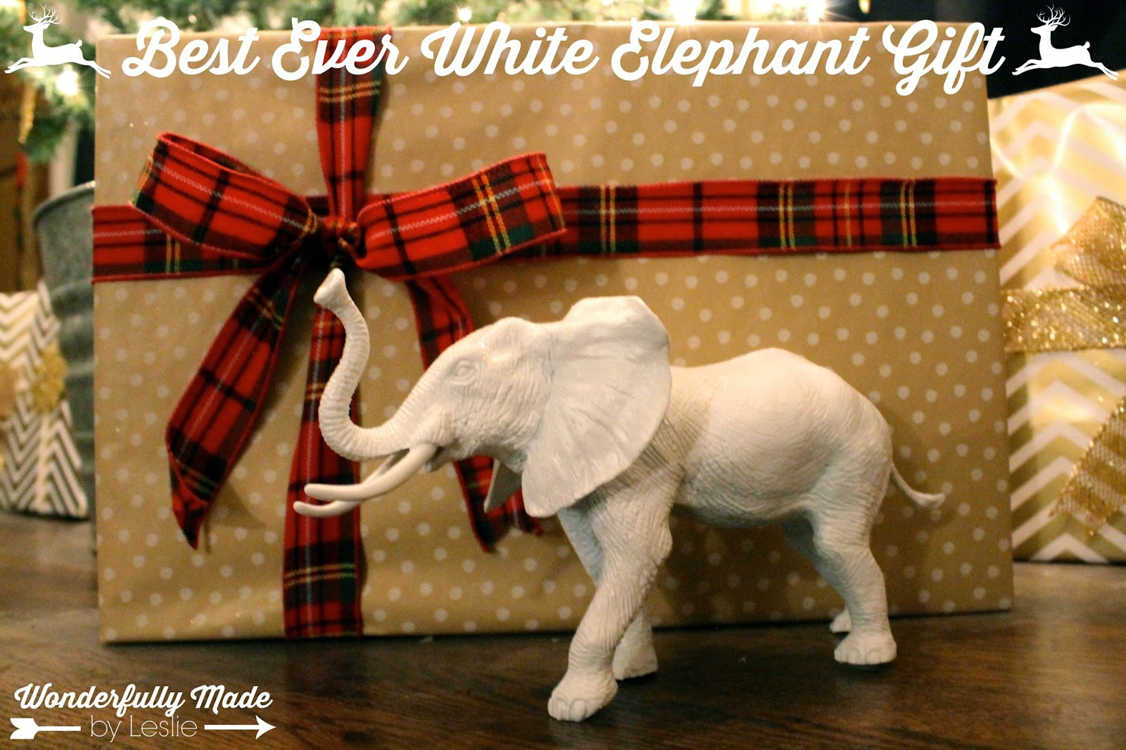best ever white elephant gift