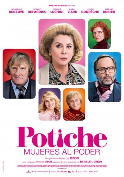 Ver Potiche, mujeres al poder (2010) Online