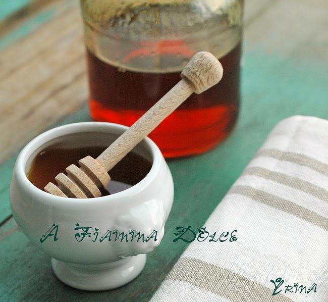 miele o sciroppo di fiori di tarassaco al limone