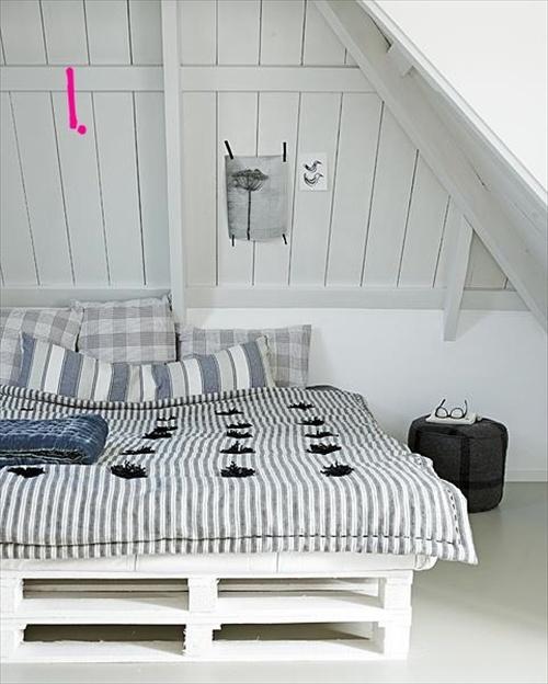 Pallet Bed Frame Plans