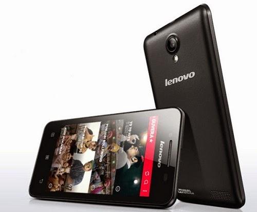 Harga HP Lenovo RocStar A319, Ponsel Musik Dibawah Rp.1 Juta