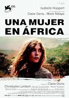 Una mujer en África (2009)