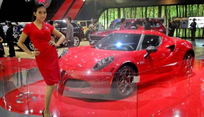 SPG Alfa Romeo 4C IIMS 2014