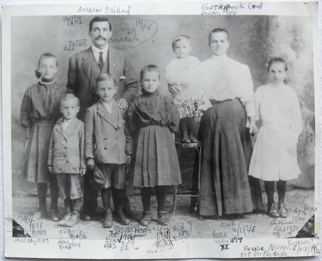 1910s family photos