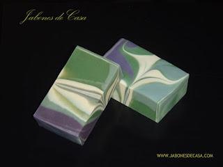 Jabón artesano natural romero facial