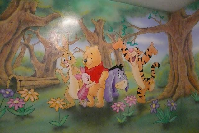 Jak pomalowac pokój dziecka, malarstwo ścienne Lublin