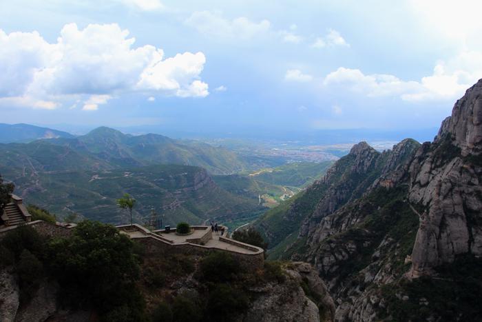 Montserrat, Katalonien / Spanien