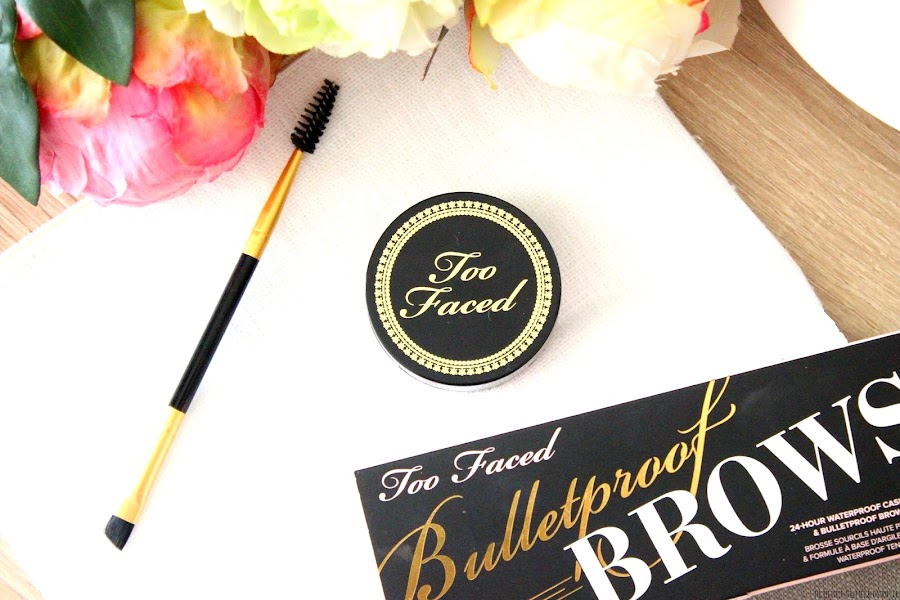 Avis Bulletproof Brows de Too Faced teinte Taupe