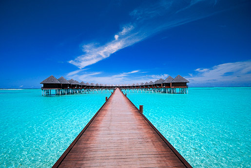 Maldives island great honeymoon place luxury places for Nice places to go for honeymoon