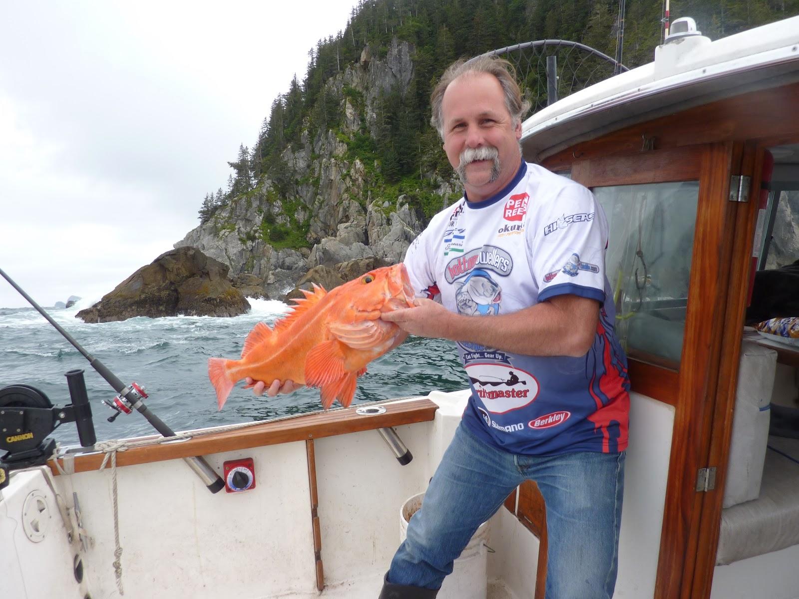 Alaska fishing report for Seward alaska fishing reports