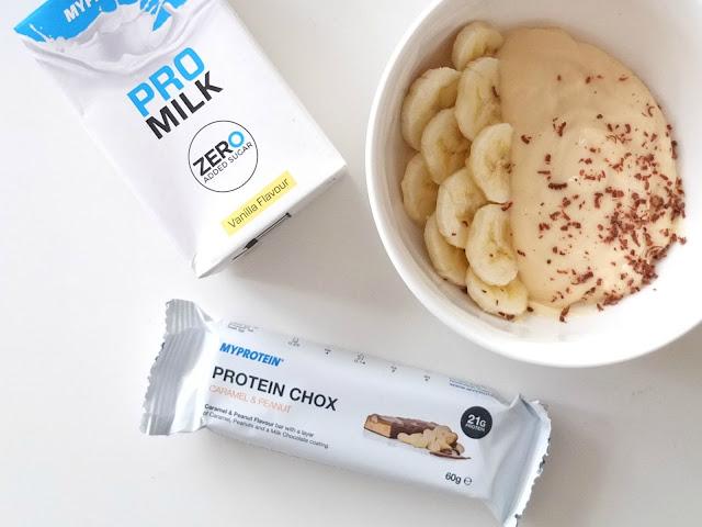 Sweet Treat Alternatives with MyProtein