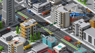 SimplePoly Urban Low Poly Assets