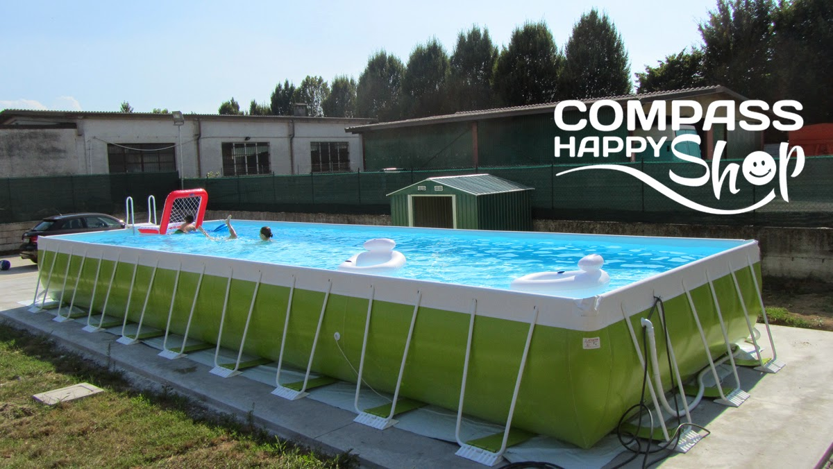 E 39 un 39 estate pop anche a tasso zero piscine laghetto for Pompe per piscine fuori terra laghetto