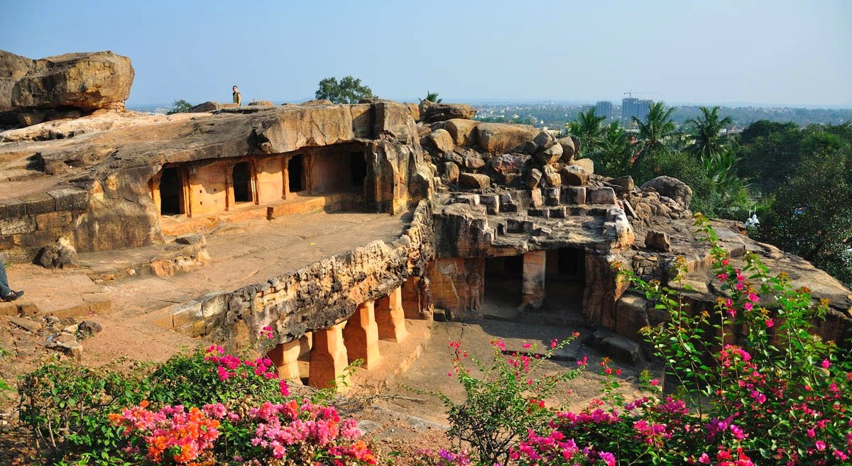 Udayagiri and Khandagiri Caves